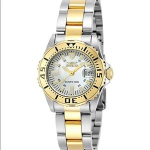 🎁Invicta Pro Diver Mother of Pearl Dial Watch🎁